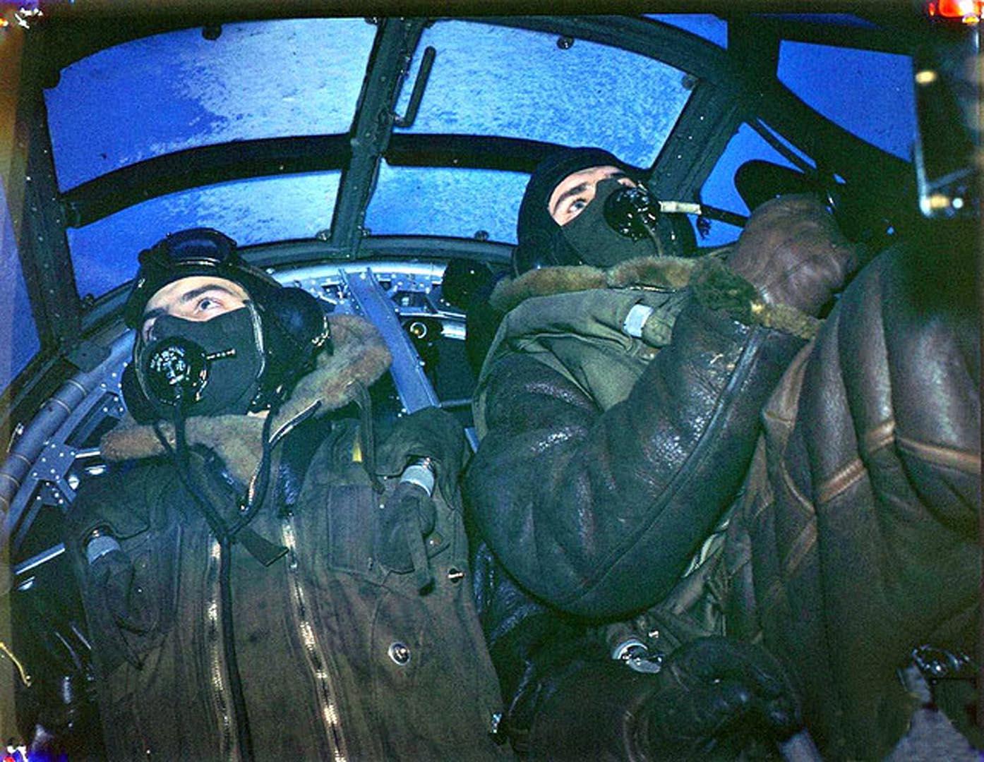 Wellington Pilots (x) kopie 2